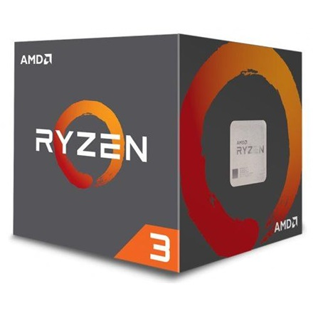 AMD Processzor - Ryzen 3 2200G (3500Mhz 4MBL3 Cache 14nm 65W AM4) BOX
