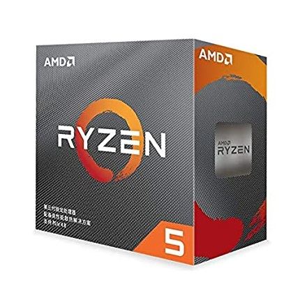 AMD Processzor - Ryzen 5 3500X (3600Mhz 32MBL3 Cache 7nm 65W AM4) BOX