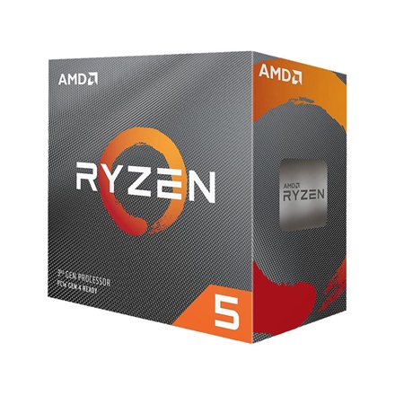 AMD Processzor - Ryzen 5 3600 (3600Mhz 32MBL3 Cache 7nm 65W AM4) BOX