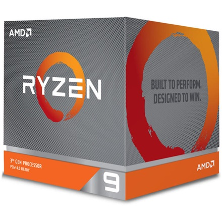 AMD Processzor - Ryzen 9 3900X (3800Mhz 64MBL3 Cache 7nm 105W AM4) BOX