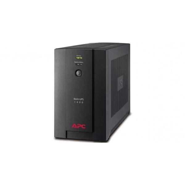 APC Back-UPS 1400VA AVR, IEC, 230V