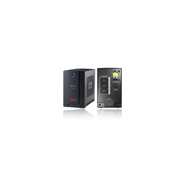 APC Back-UPS 500VA, AVR, IEC, 230V