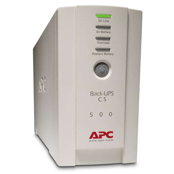APC Back-UPS CS 500VA, 230V