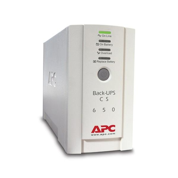 APC Back-UPS CS 650VA, 230V