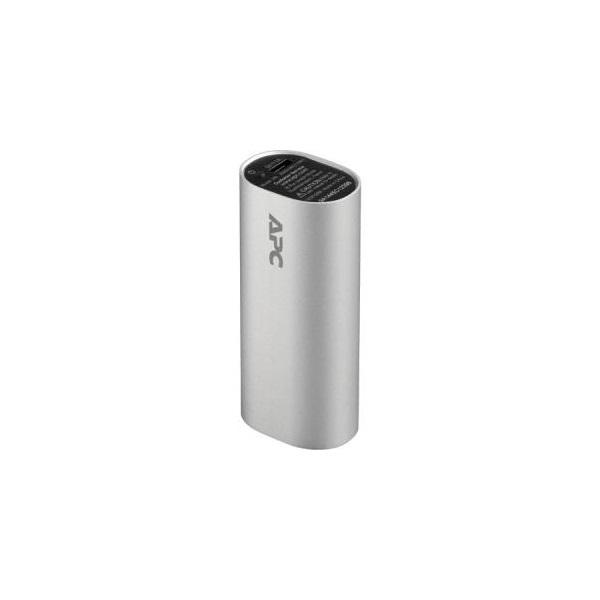 APC Mobile Power Pack, 3000mAh Li-polymer, Ezüst