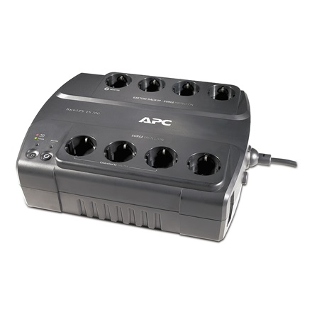APC Power-Saving Back-UPS ES 700VA 230V 8 Outlet CEE 7/7
