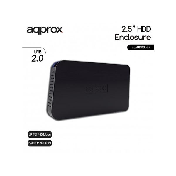 APPROX APPHDD05BK 2,5