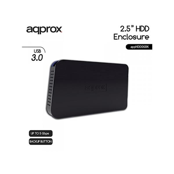 APPROX APPHDD06BK 2,5