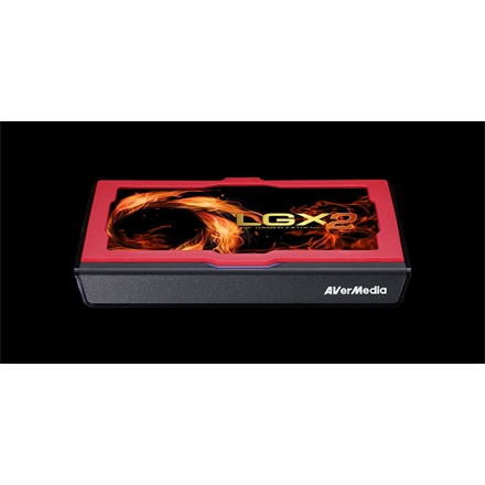 AverMedia Digitalizáló - GC551 Live Gamer Extreme 2 (USB 3.1 Type-C, HDMI IN-OUT, 4Kp60, 1080p60)