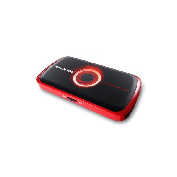 AverMedia Digitalizáló C875 Live Gamer Portable (HDMI IN-OUT, AV IN, AUDIO IN-OUT, SD kártya, USB 2.