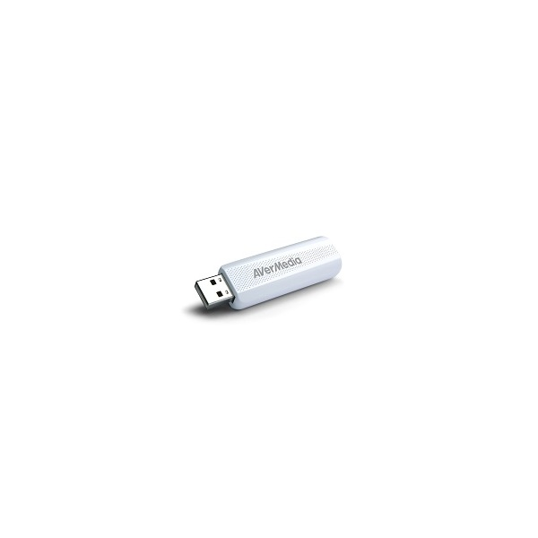 AverMedia Digtális TV Tuner TD310 (DVB-T, DVB-T2 és DVB-C , USB 2.0, Távirányító)