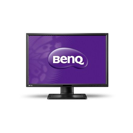 "BenQ 24"" monitor BL2411PT (IPS, 16:10, 1920x1200, 5ms, 100%sRGB D-sub, DVI, DP) Speaker, HAS, Pivot"