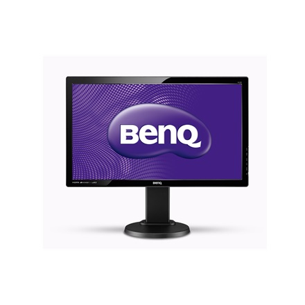 "BenQ 24"" monitor GL2450HT(16:9, 1920x1080, 5ms, D-sub, DVI, HDMI) Speaker, HAS, Pivot"