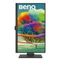 "BenQ Monitor 27"" - PD2700U (IPS, 16:9, 3840x2160, 4ms, 350cd/m2, HDMI, DP, mDP, USB, Speaker, Pivot, mag.áll., VESA)"