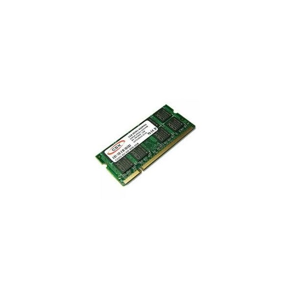 CSX ALPA Notebook 4GB DDR3 (1600Mhz, 256x8) SODIMM memória