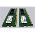 CSX Memória Desktop - 4GB Kit DDR2 (2x2GB, 800MHz, 128x8)