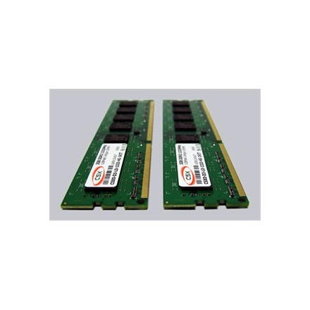 CSX Desktop 4GB (2x2GB KIT) DDR2 (800MHz, 128x8) Standard memória KIT