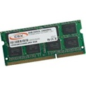 CSX Notebook 4GB DDR3 (1600Mhz, 512Mx8) CL11 SODIMM memória (Low Voltage 1,35V!)