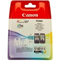 Canon PG-510 + CL511 Multipack