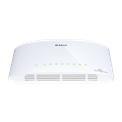 D-Link Gigabit Desktop Switch - DGS-1008D (10/100/1000 Mbps, 8 port)
