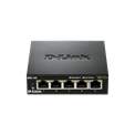 D-Link DGS-105E 5 portos Gigabit Desktop Switch