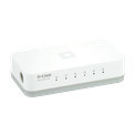 D-Link GO-SW-5E 5 portos 10/100 Desktop Switch
