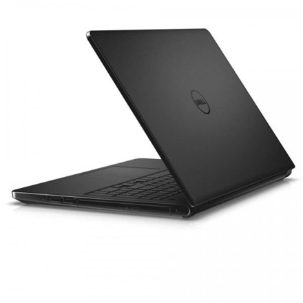 "DELL Inspiron (7308) 15,6"" 5558 i3 5005U Intel VGA 4GB 1TB  Linux DVR 1.0Mp 802.11n+BT, 4cell, fekete"