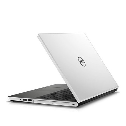 "DELL Inspiron (0923) 5558 15,6"", i3 5005U, Intel VGA, 4GB, 1TB,  Linux, DVR, 1.0Mp 802.11n+BT, 4cell, fényes-fehér"