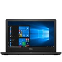 "DELL Notebook - Inspiron 3567 (3679) (15.6"", i3-7020U, 4GB, 1TB, Intel VGA, BT,4 cell, Linux, Fekete)"
