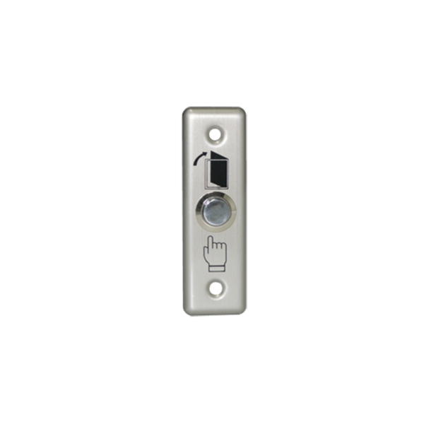 Dahua ASF905 fém nyitógomb, 91x28x25mm