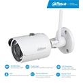 Dahua IPC-HFW1435S-W IP wifi Bullet kamera, kültéri, 4MP, 2,8mm, H265, IR30m, D&N(ICR), IP67, DWDR, SD