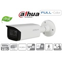 Dahua IP csőkamera - IPC-HFW4239T-ASE (2MP, 3,6mm, kültéri, H265+, IP67, D&N, WDR,SD, PoE, I/O,audio,IK10,FullColor)