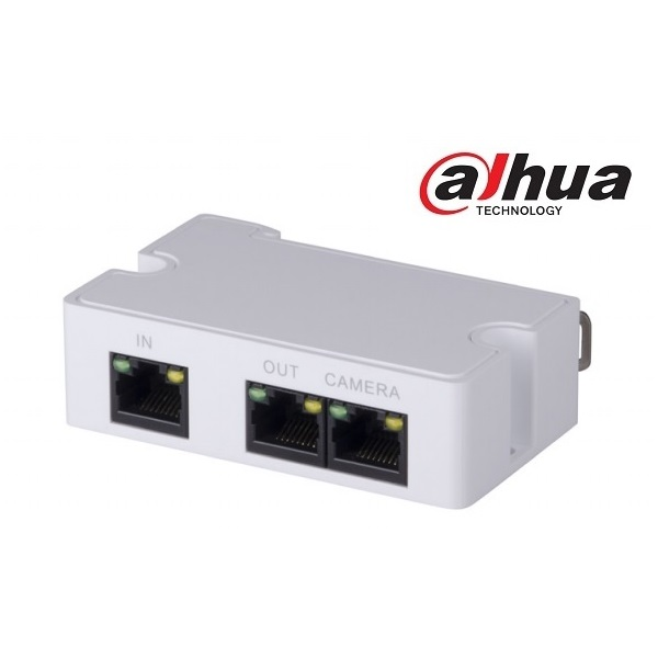 Dahua PFT1300 passzív PoE extender, 10/100