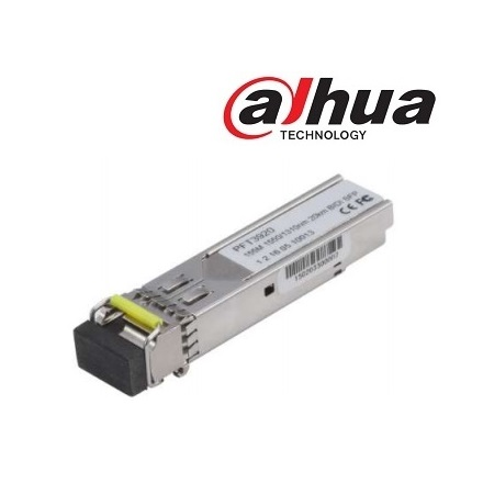 Dahua optikai modul - PFT3960 (single-mode, 1,25G, 1310/1550nm, max. 20km, LC)