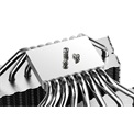 DeepCool CPU Cooler - ASSASSIN II (18,2-27,3dB; max. 119,06 m3/h; 4pin csatlakozó; 8 db heatpipe, 1x12cm, 1x14cm, PWM)