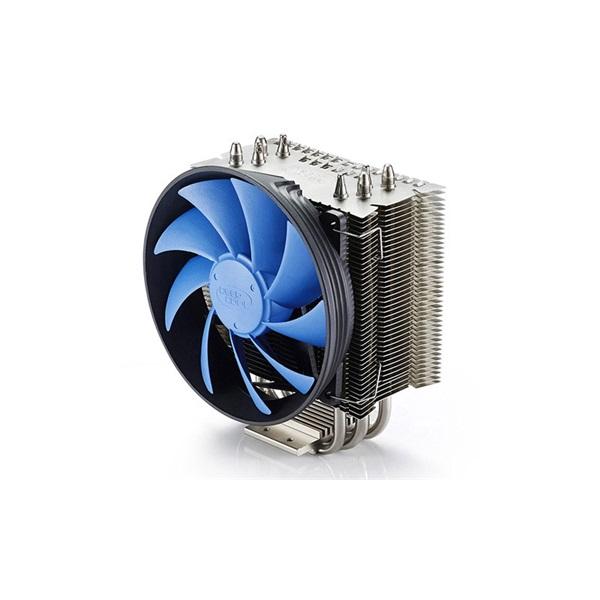 DeepCool CPU Cooler - GAMMAXX S40 (17,8-21dB; max. 94,29 m3/h; 4pin csatlakozó; 4 db heatpipe, 12cm,