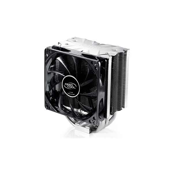 DeepCool CPU Cooler - ICE BLADE PRO V2.0 (21,4-32dB; max. 102,43 m3/h; 4pin csatlakozó; 4 db heatpip