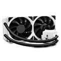 DeepCool CPU Water Cooler - CAPTAIN 240 EX WHITE RGB (17,6-31,3dB; max. 260,01 m3/h; 2x12cm)