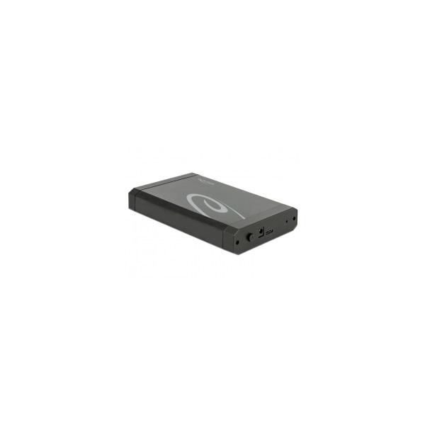 """Delock 42591 3.5"""" Külso merevlemezház SATA HDD > USB 3.1 Gen 2"""