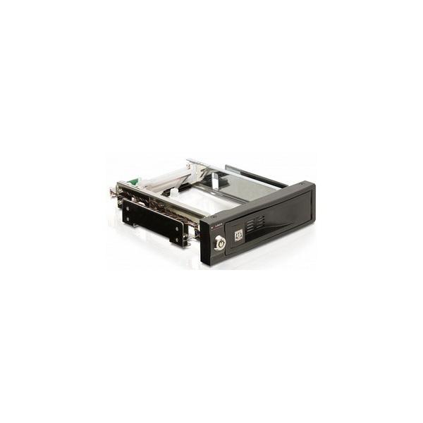 "Delock 47191 5.25"" Mobile Rack for 3.5"" SATA HDD"