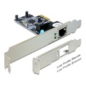 Delock 89156 Gigabit LAN PCI Express kártya, 1 Port