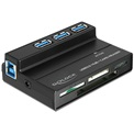 Delock 91721 USB 3.0 Kártyaolvasó All in 1 HUB