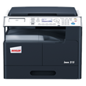 Develop Ineo 215 SET A3 3 in 1 hálózatos duplex MFP (21ppm/A4, 12ppm/A3, 600x600dpi, GDI, 128MB, 250lap, RJ45, USB)