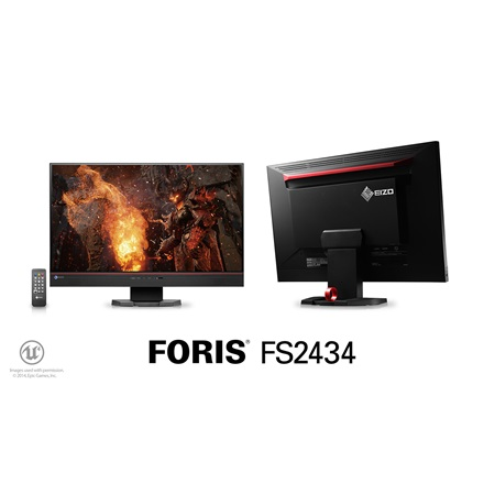 "Eizo FORIS Gaming FS2434 24"" LCD monitor"