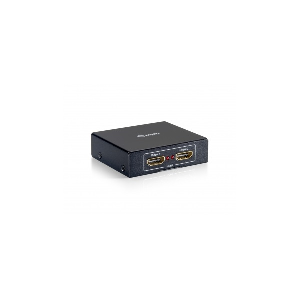Equip 332712 HDMI Video-Splitter, 2 port, FullHD, 3D