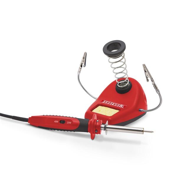 Fahrenheit forrasztópáka + tartó (28019), 230V/40W