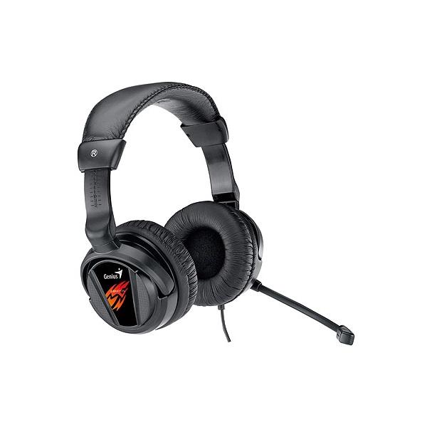 Genius HS-G500V Mikrofonos Vibrációs Gamer fejlhallgató