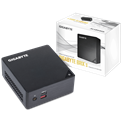 Gigabyte Mini PC - BRIX GB-BKI3HA-7100 (i3-7100U, Max.: 32GB DDR4, RJ45, Wi-fi, SATA, M.2, HDMI/DP, USB3.1, USB Type-C)
