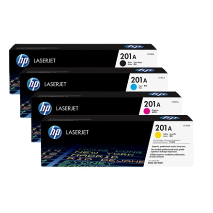 HP CF402A (201A) toner yellow