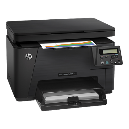 HP Color LaserJet Pro MFP M176n Printer CF547A